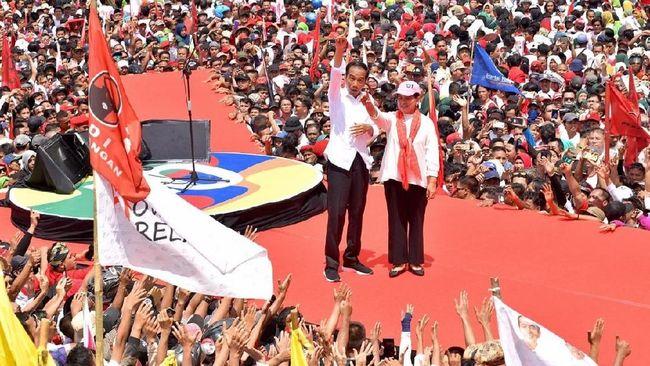Warga Solo Siap Jalan Kaki ke Kampanye Akbar Jokowi