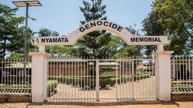 Museum itu menyediakan berbagai paket tur, dengan harga mulai US$20. (Jacques NKINZINGABO / AFP)