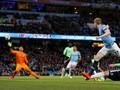 Manchester City Ungguli Cardiff City 2-0 di Babak Pertama
