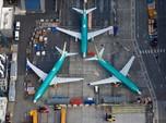 Duh, Boeing tak Dapat Pesanan Pesawat Sama Sekali di April