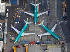 CEO Boeing Dicopot dari Posisi Chairman, Ada Apa?