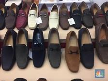 Selain Vietnam, Ini Negara-Negara yang 'Curi' Pasar Sepatu RI