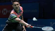 Jonatan dan Anthony Ginting Langsung Kalah di Kejuaraan Asia