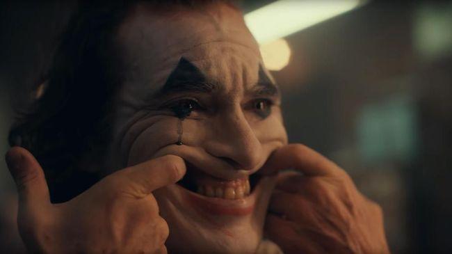 Raih Rp11 M, 'Joker' Kuasai Layar Indonesia di Hari Debut