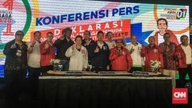 Sejumlah Legenda Olahraga Bersatu Dukung Jokowi-Ma'ruf