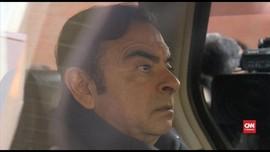 VIDEO: Mantan Bos Nissan Ghosn Kembali Ditangkap