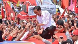 Kampanye di Indramayu, Jokowi Bakal Pamer Capaian Pertanian