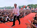 Jokowi: Jangan Kasih Kendor, Harus Terus Gaspol