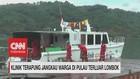 VIDEO: Klinik Terapung Jangkau Warga di Pulau Terluar Lombok