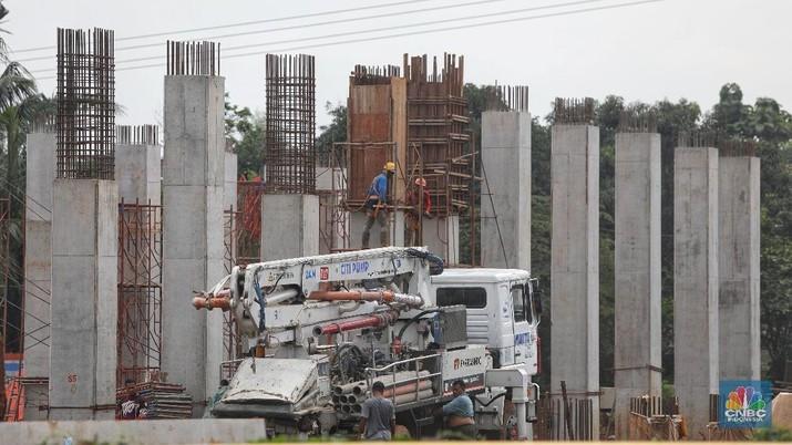 Proyek Tol Desari 2 Kali Ambruk, BPJT: Pasti Ada Sanksi!