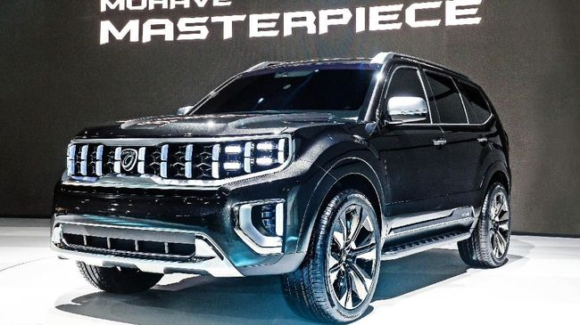 SUV Masterpiece Debut di Korea