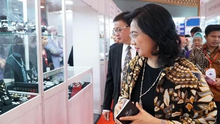 Wow! Ekspor Perhiasan RI Tembus Rp 28 Triliun