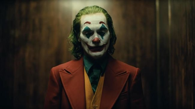 Kepolisian Waspadai Pemutaran Film 'Joker' di AS