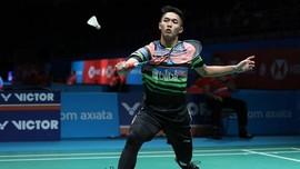 Hasil Hong Kong Open 2019: Jonatan Melaju ke Perempat Final