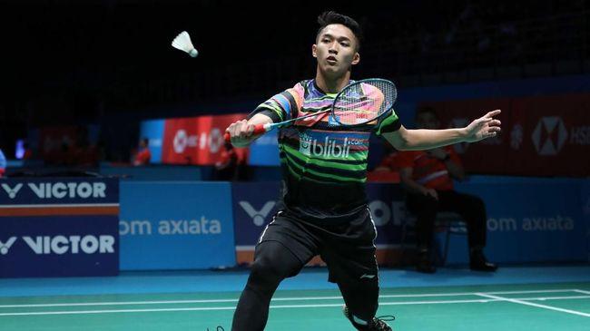 Jonatan ke Final, Indonesia Pastikan Gelar Australia Terbuka