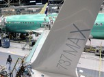 Review Awal FAA: Software Baru Boeing 737 Max Laik Operasi