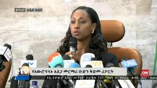 VIDEO: Laporan Awal, Pilot Ethiopian Airlines Ikuti Prosedur