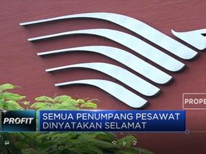 Garuda Indonesia Mendarat Darurat di Sri Langka