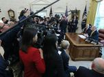 Trump Klaim Menang, Perang Dagang Bikin Rakyat AS Susah