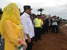 Menhub: Jalur Ganda KA Cigombong-Cicurug Tuntas November 2019