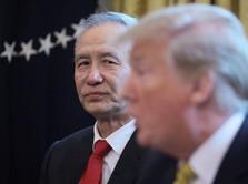 Tenang, Wakil PM China Tetap ke AS Meski Diancam Trump