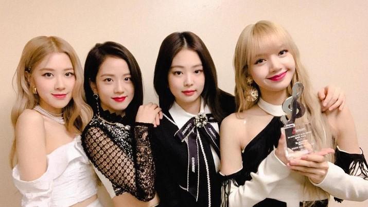 Satu lagi prestasi ditoreh oleh BlackPink, Billboard sebut video musik terbaru girlband ini pecahka rekor Youtube