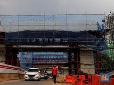 Disebut Anies Bikin Banjir, Ini Progres Proyek LRT Jabodebek