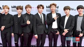 VIDEO: BTS, EXO, dan GOT7 Bersaing di Billboard Music Awards