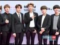 VIDEO: BTS, EXO, dan GOT7 Bersaing di Billboard Music Awards