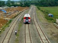 29 Tahun Mati Suri, Jalur Kereta di Garut Ini Direaktivasi