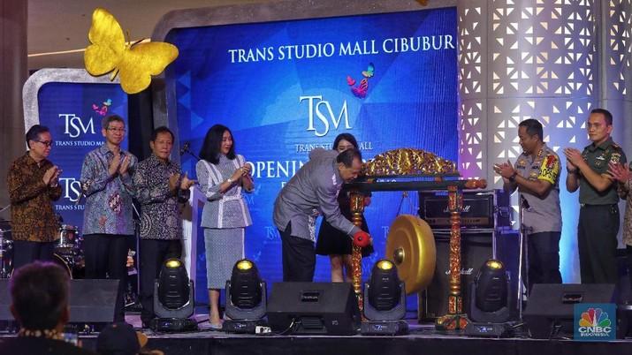 CT Resmikan Trans Studio Cibubur, Mal Termegah di Sub Urban