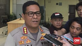 Polisi Tangkap Pria yang Ancam Penggal Kepala Jokowi