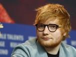 Corona Inggris Meledak, Penyanyi Ed Sheeran Positif Covid-19