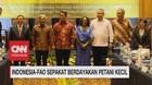 VIDEO: Indonesia-FAO Sepakat Berdayakan Petani Kecil