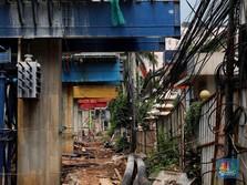 Anies Protes LRT Bikin Banjir, Menhub Minta Bukti
