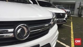 Target Mobil China DFSK di Kota Serang