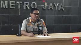 Polisi Pastikan Empat Tersangka Rusuh 22 Mei Positif Narkoba