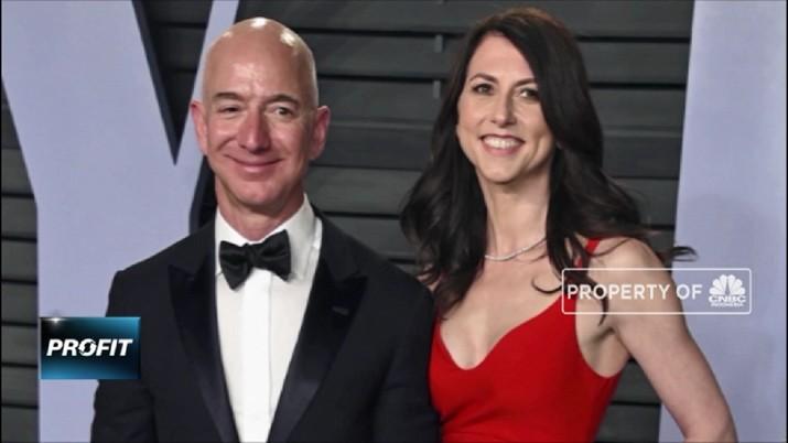 Resmi Cerai! Ini Penyebab Runtuhnya Pernikahan Jeff Bezos
