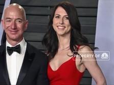Mantan Istri Bos Amazon Jual Saham Rp 5 T, Ada Apa?