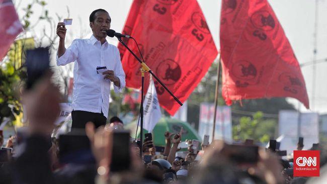 Kampanye di Batam, Jokowi Janji Buat Jembatan Terpanjang RI