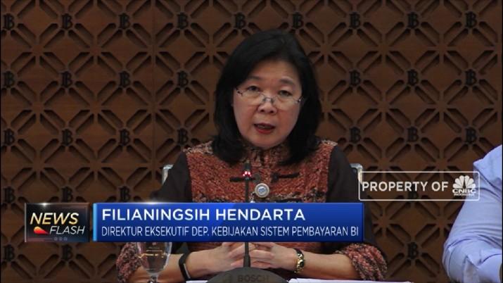Bank Indonesia (BI) memiliki upaya agar pembayaran digital bisa dipakai di luar negeri melalui QRIS (Quick Response Code Indonesian Standard)
