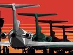 Ini Rute Penerbangan Tersibuk di Dunia