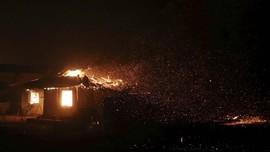 Kebakaran di Sumut, Dua Anak Tewas Terkunci di Rumah