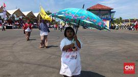 Kampanye, Cerita Ibu dan Rengekan Anak Ingin Lihat Jokowi