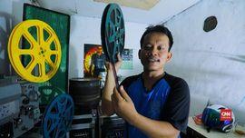 VIDEO: Menengok Alat dan Film Jadul untuk Layar Tancap