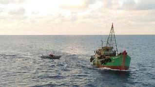 Mobilisasi Nelayan ke Natuna Dinilai Berpotensi Picu Gesekan