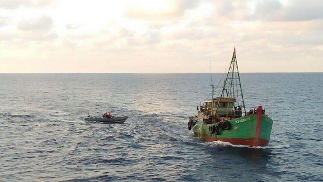 Pengamat soal China di Natuna: Indonesia Harus Ofensif