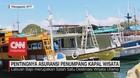 VIDEO: Ratusan Kapal Wisata Labuan Bajo Belum Miliki Asuransi