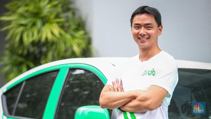Grab Rombak Manajemen di Singapura