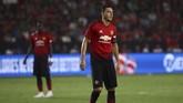 Hanya sering menjadi cadangan di Manchester United membuat Matteo Darmian dikabarkan ingin meninggalkan Old Trafford akhir musim ini. Darmian diklaim diminati Juventus dan Inter Milan. (Victor Decolongon/Getty Images/AFP)